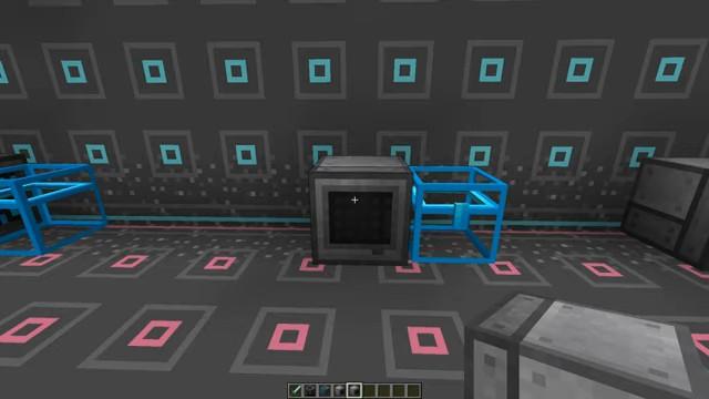 Мод Refined Storage на хранилище дляМайнкрафт - скриншот 3