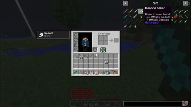 Мод Reforged - скриншот 10