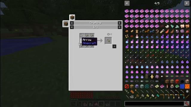 Мод Reforged - скриншот 8