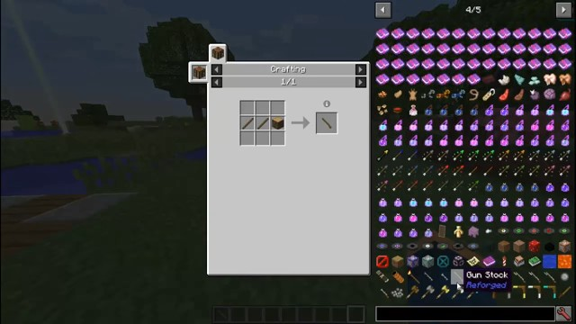 Мод Reforged - скриншот 6