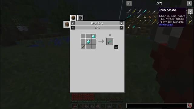 Мод Reforged - скриншот 11