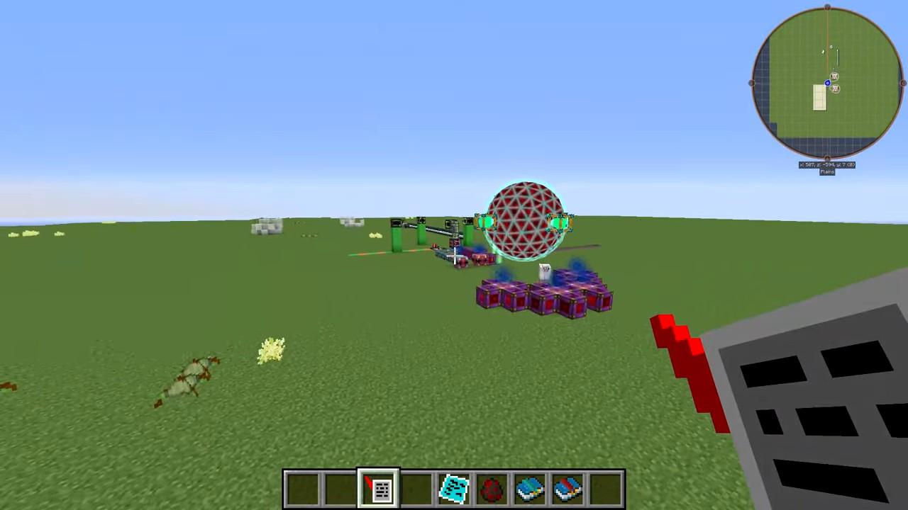 Мод RFTools - скриншот 6