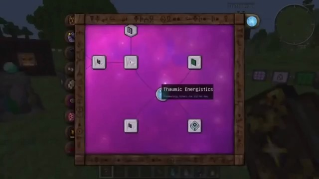 Мод Thaumic Energistics - скриншот 1