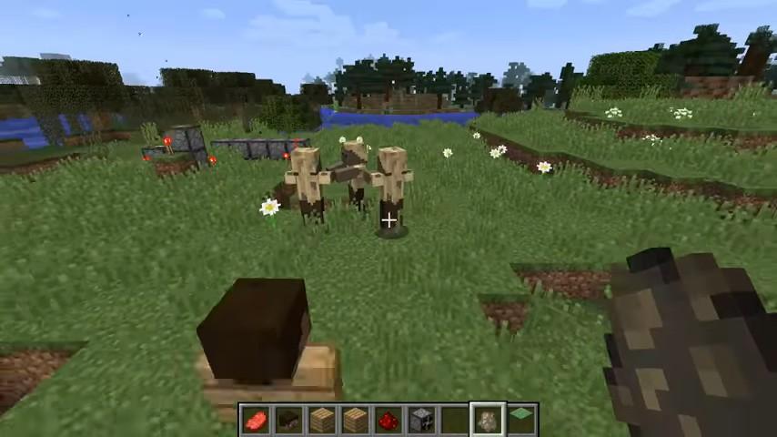 Мод TrapCraft - скриншот 11