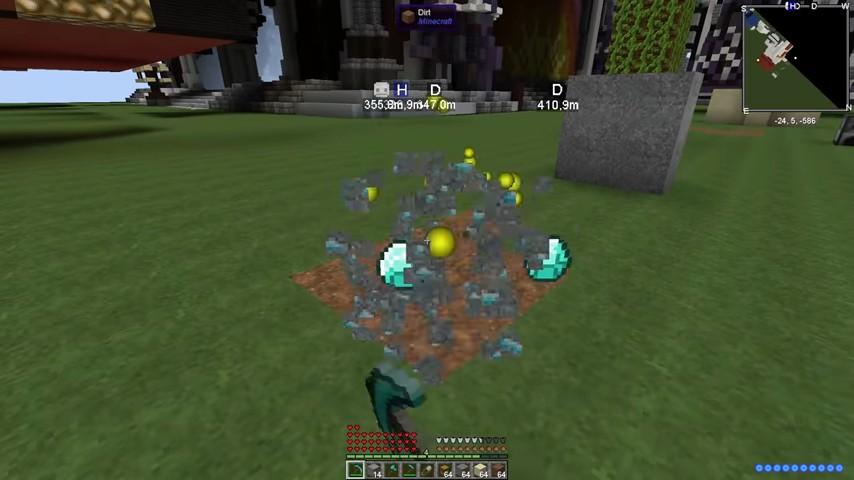 Мод Veinminer - скриншот 3