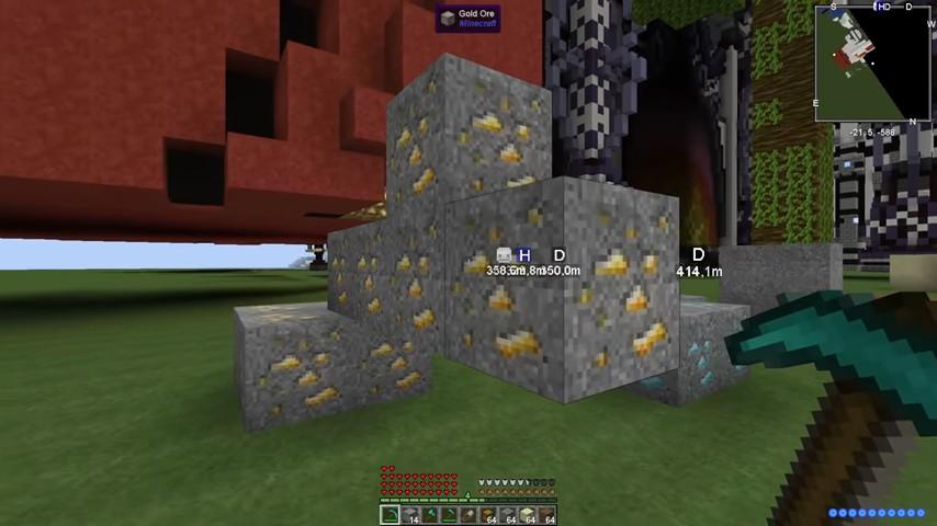 Мод Veinminer - скриншот 7