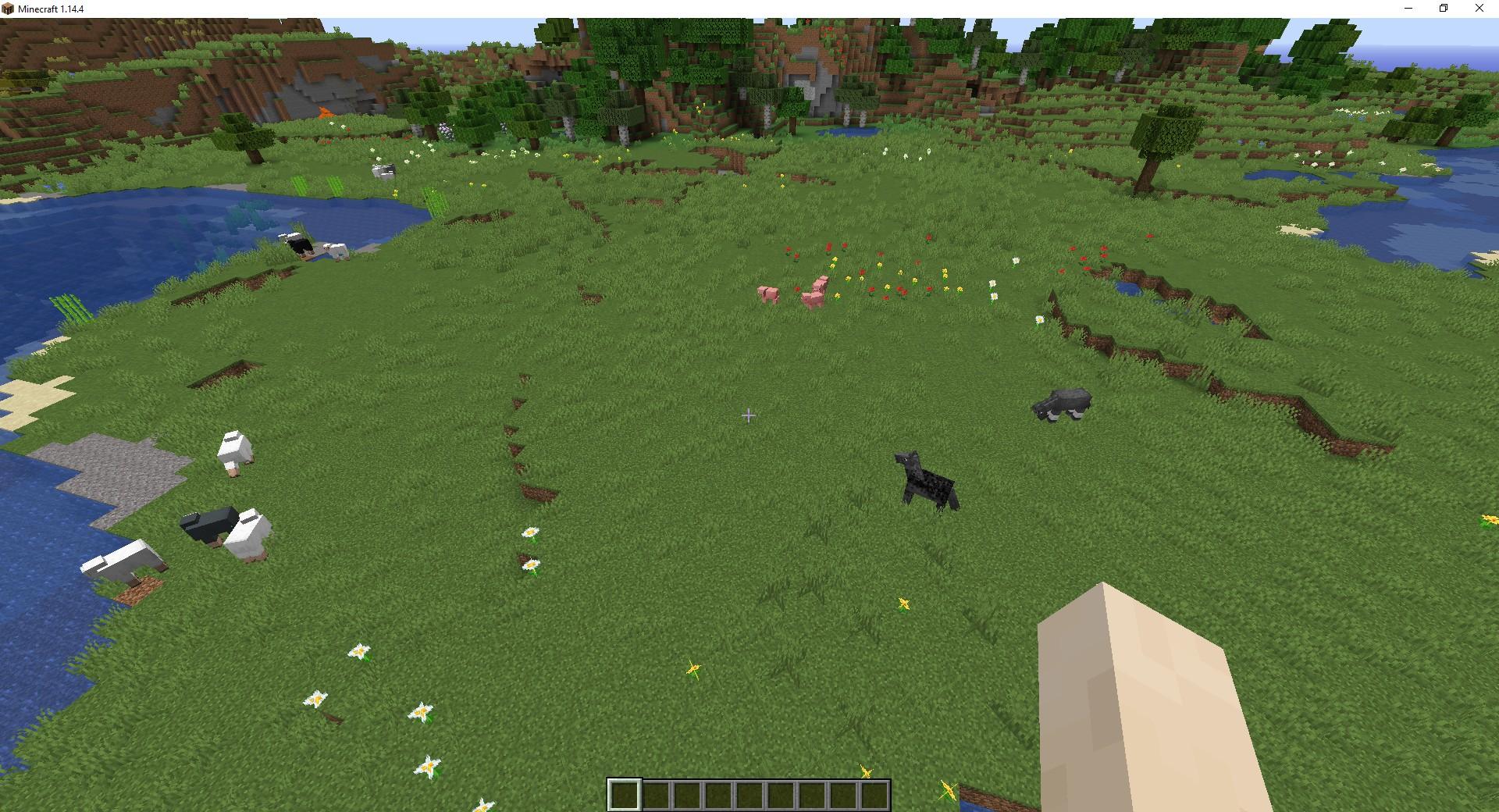 Сид с большим количеством животных - скриншот 1