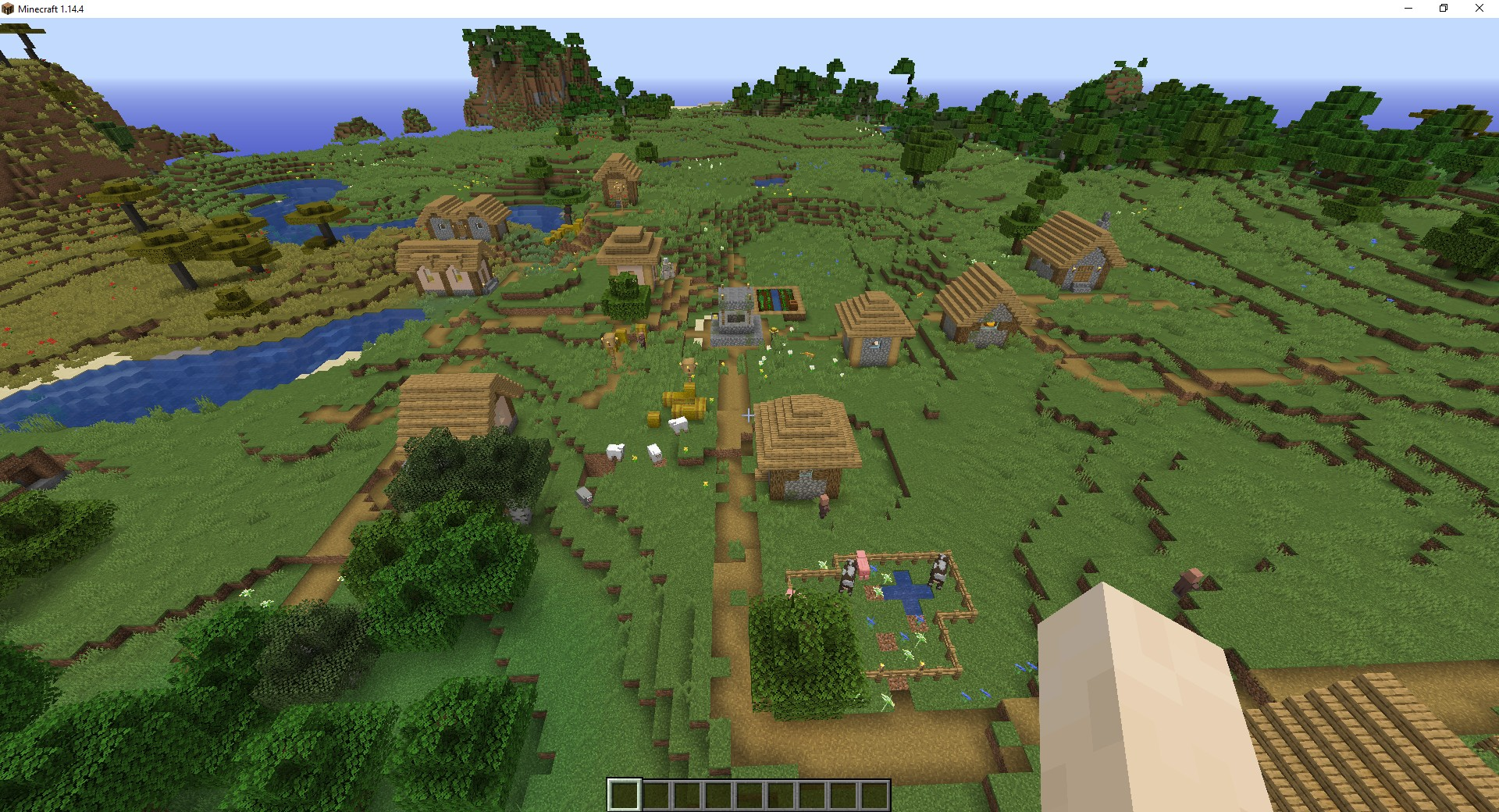 Сид с большим количеством животных - скриншот 4