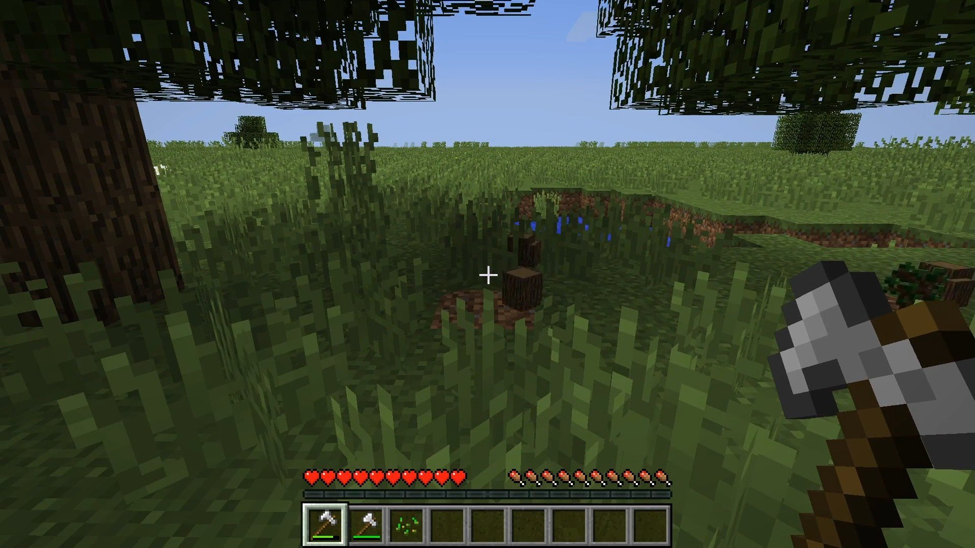 Мод «Lumberjack» - скриншот 4