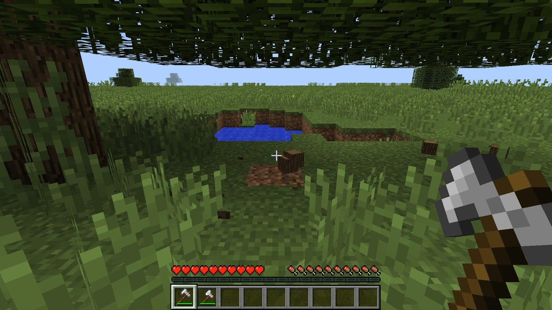 Мод «Lumberjack» - скриншот 3