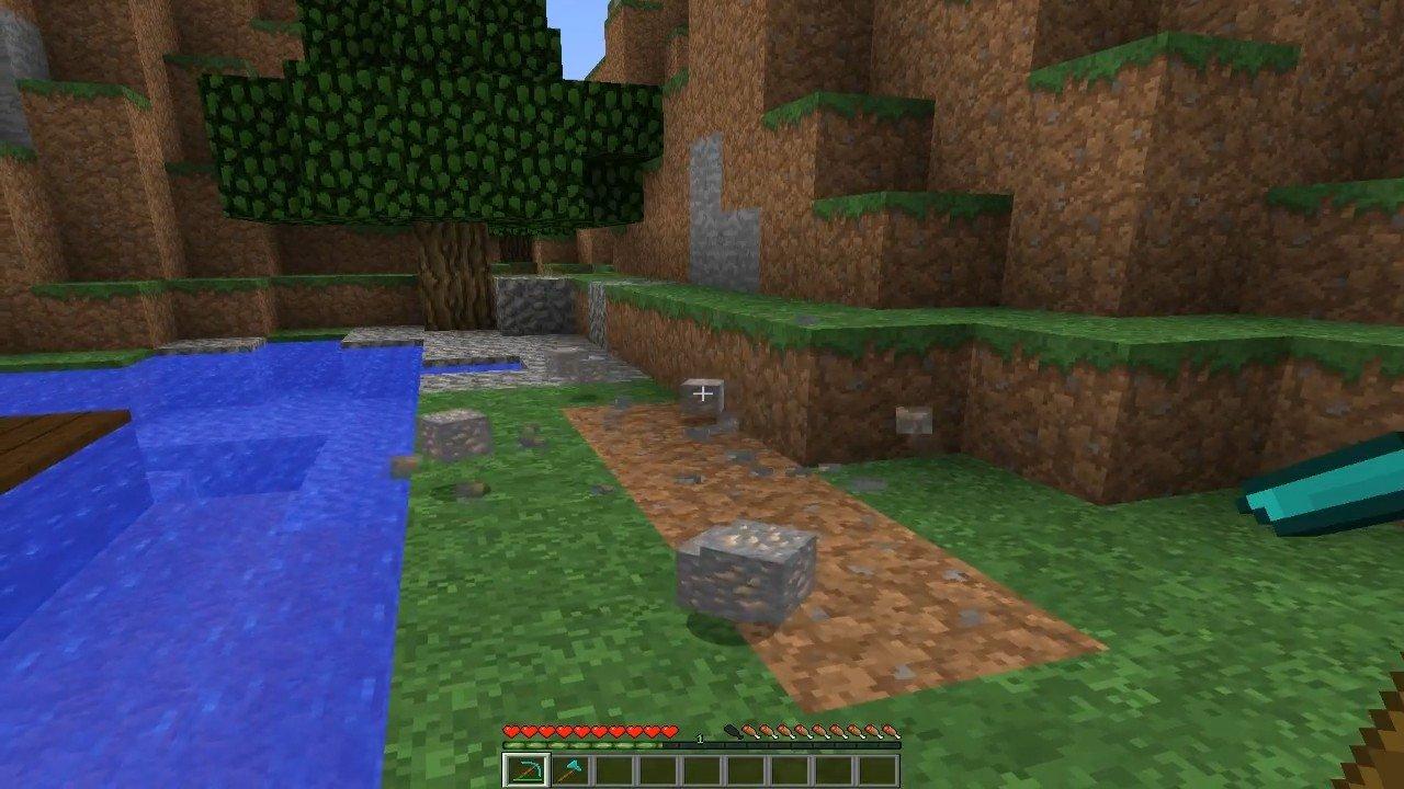 Мод «Быстрая добыча руды» - скриншот 2