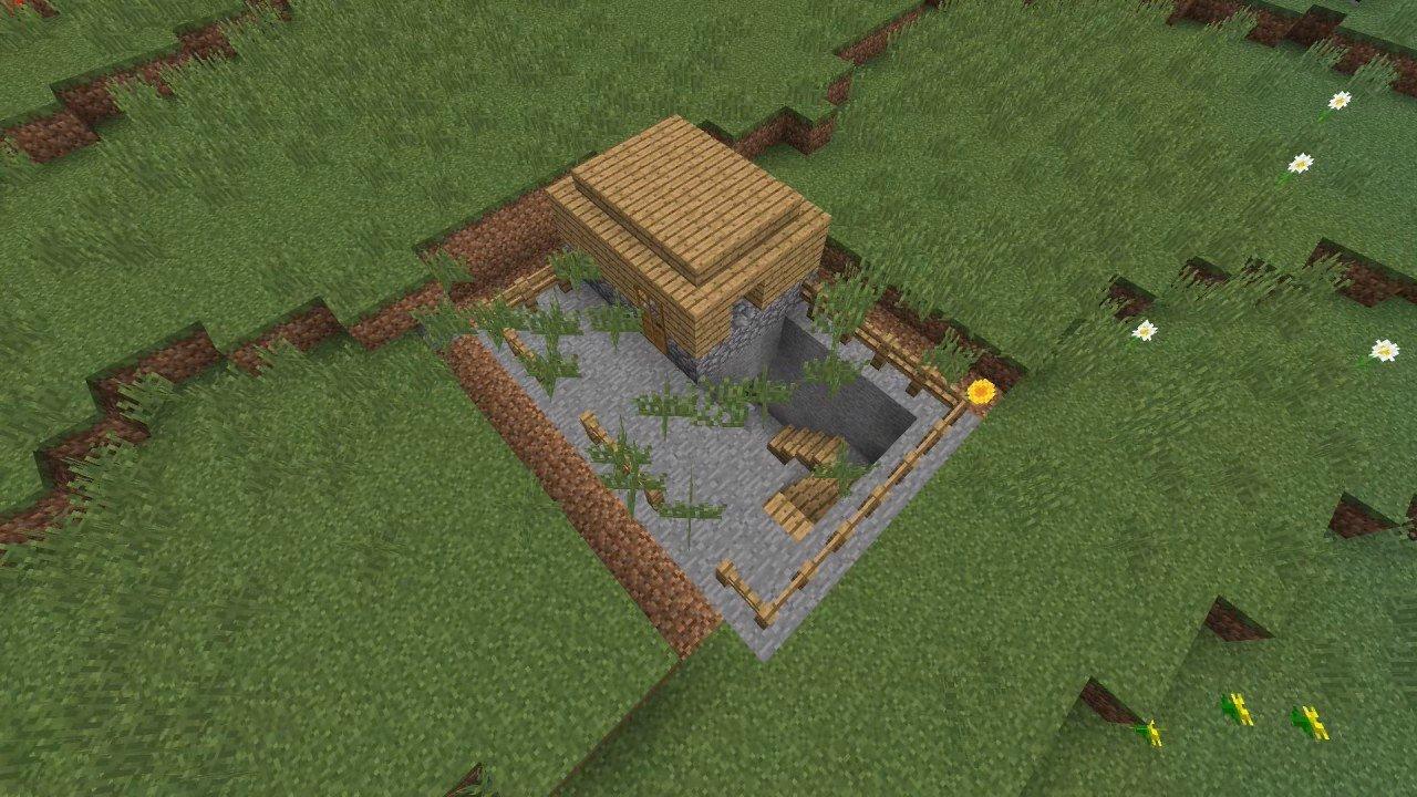 Мод Ruins (Сокровищницы) - скриншот 8