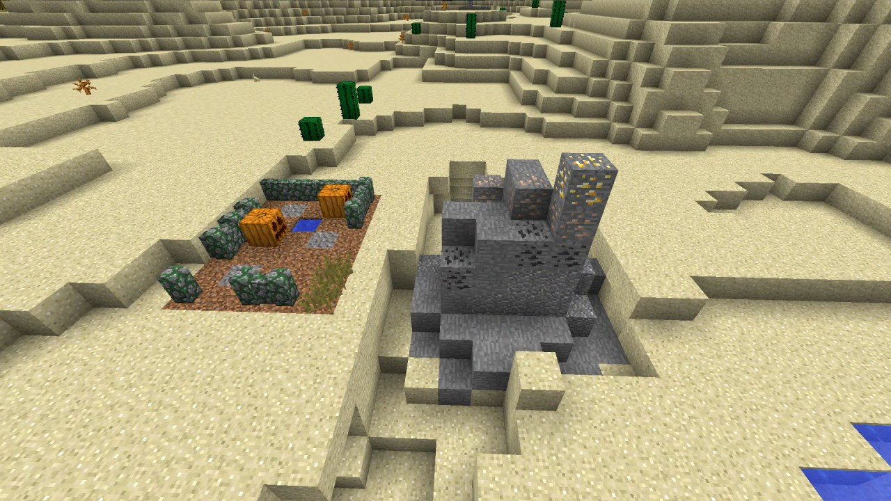 Мод Ruins (Сокровищницы) - скриншот 6