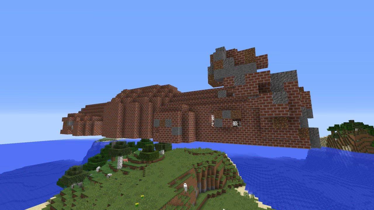 Мод Ruins (Сокровищницы) - скриншот 4