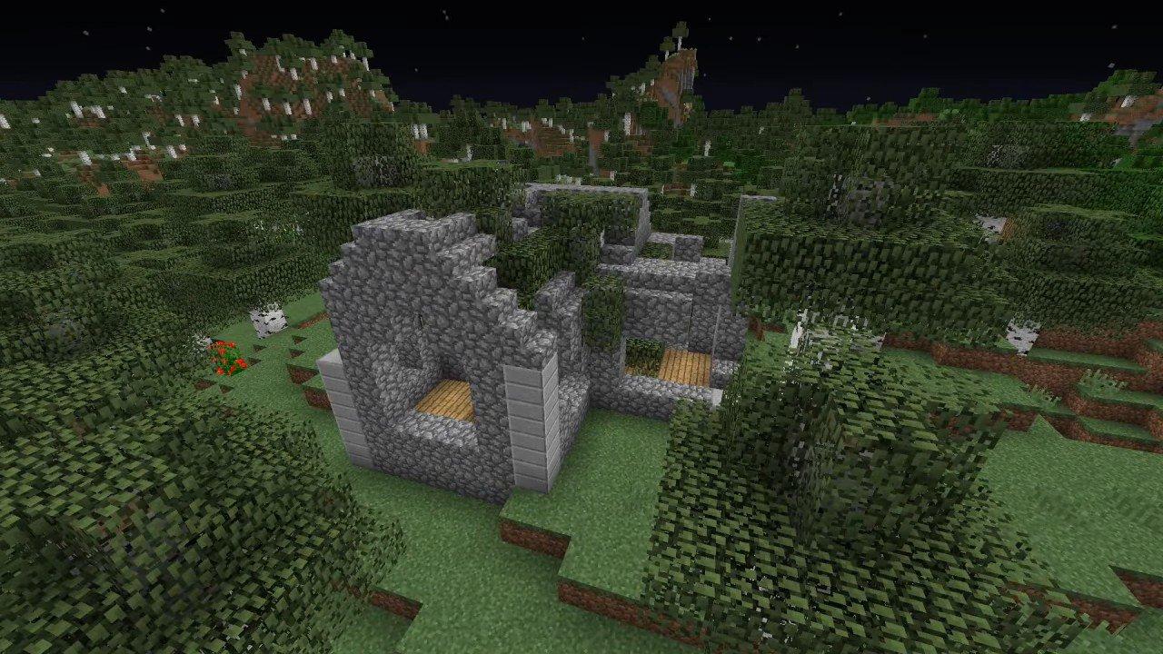 Мод Ruins (Сокровищницы) - скриншот 3