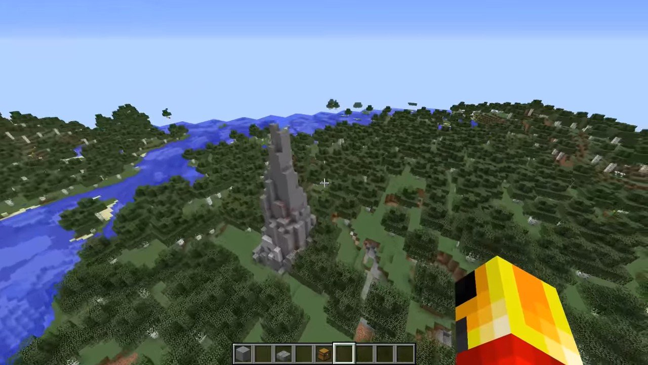 Мод Ruins (Сокровищницы) - скриншот 2