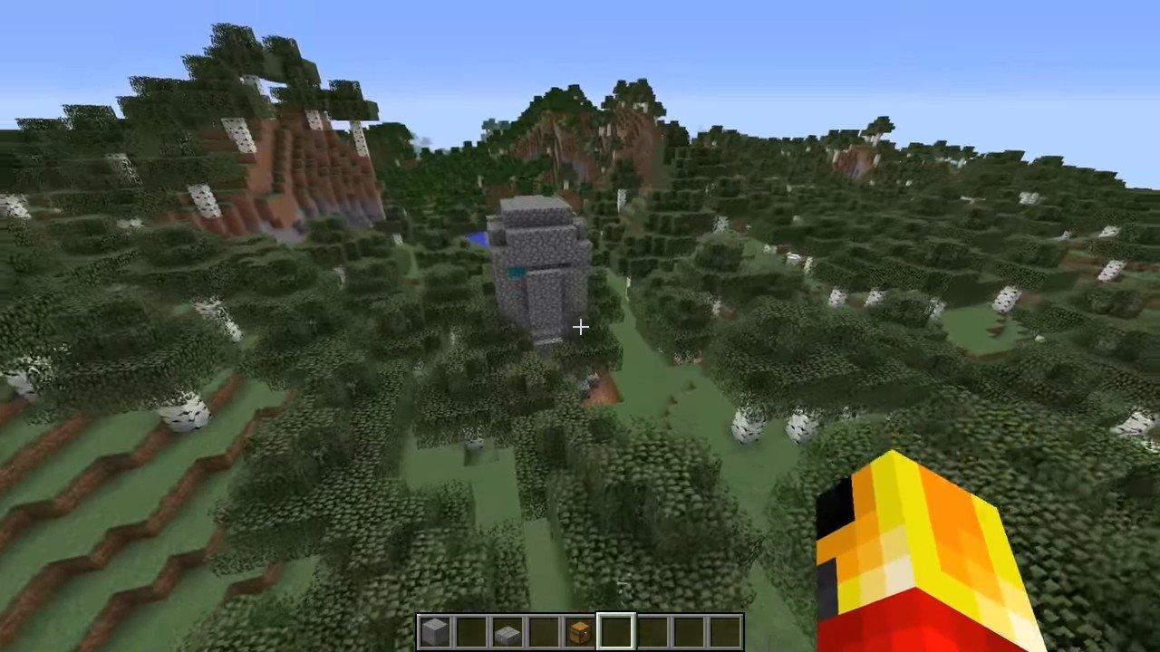 Мод Ruins (Сокровищницы) - скриншот 1