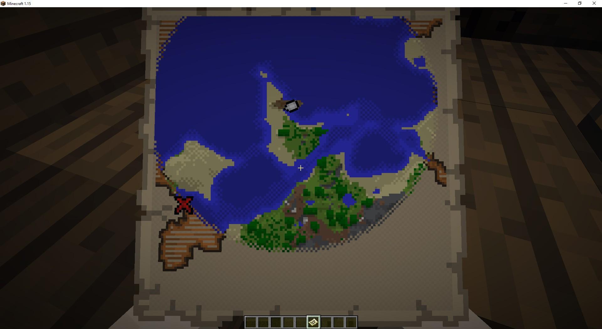 Сид «Деревня в пустыне и корабль» - скриншот 7