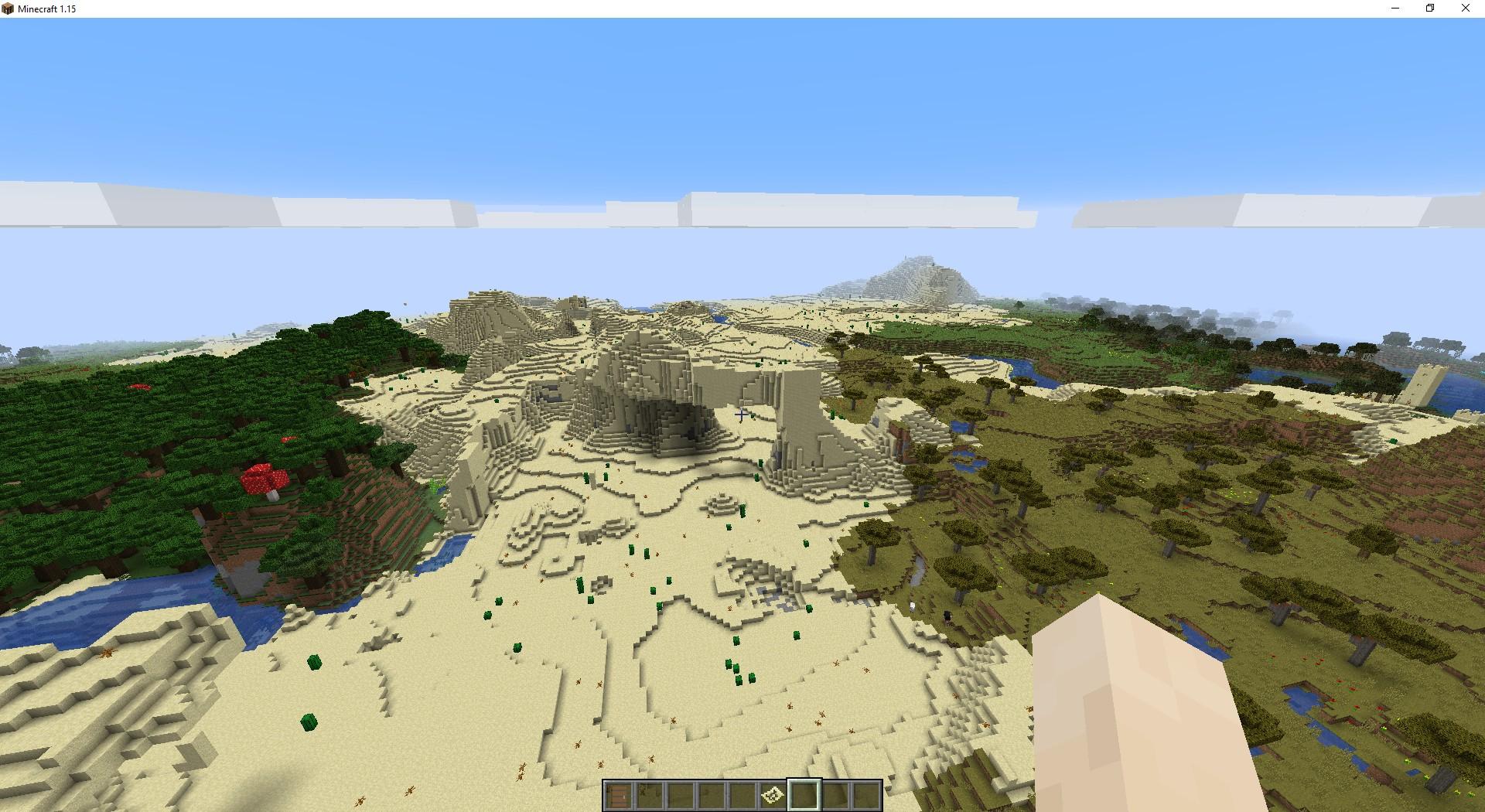 Сид «Деревня в пустыне и корабль» - скриншот 11