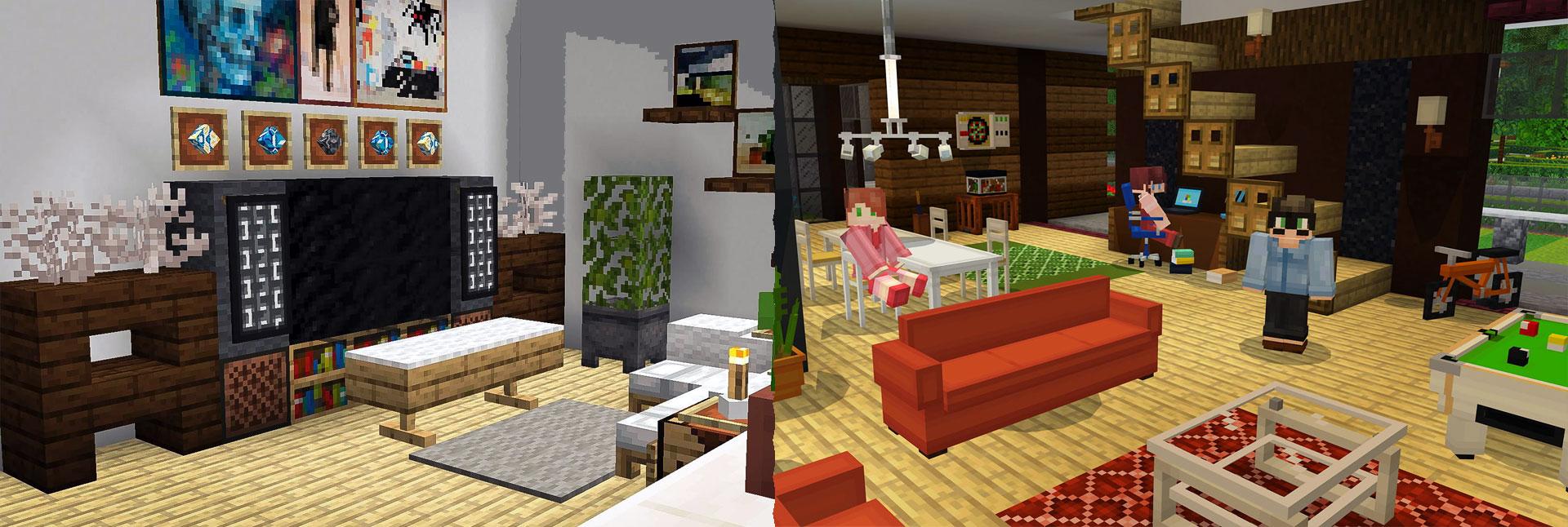 Моды на мебель