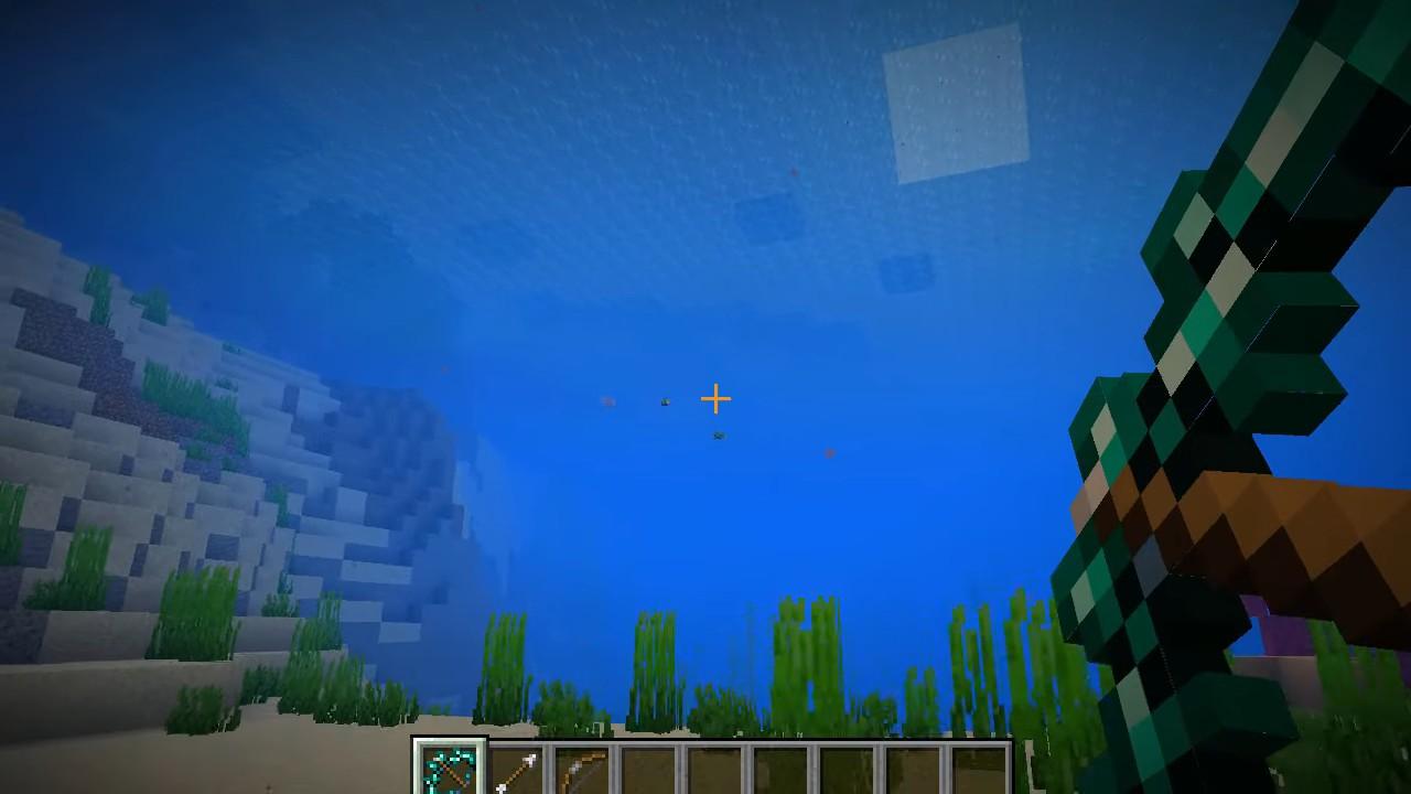 Мод Aquaculture (рыбалка) - скриншот 4