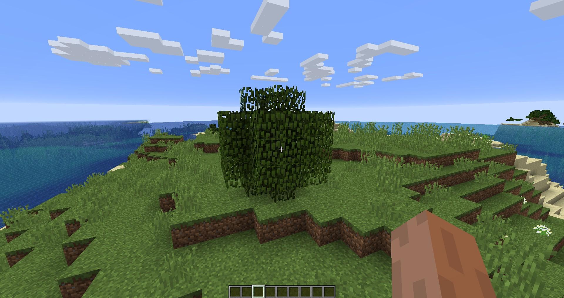 Мод «Быстрое опадение листвы» - скриншот 3