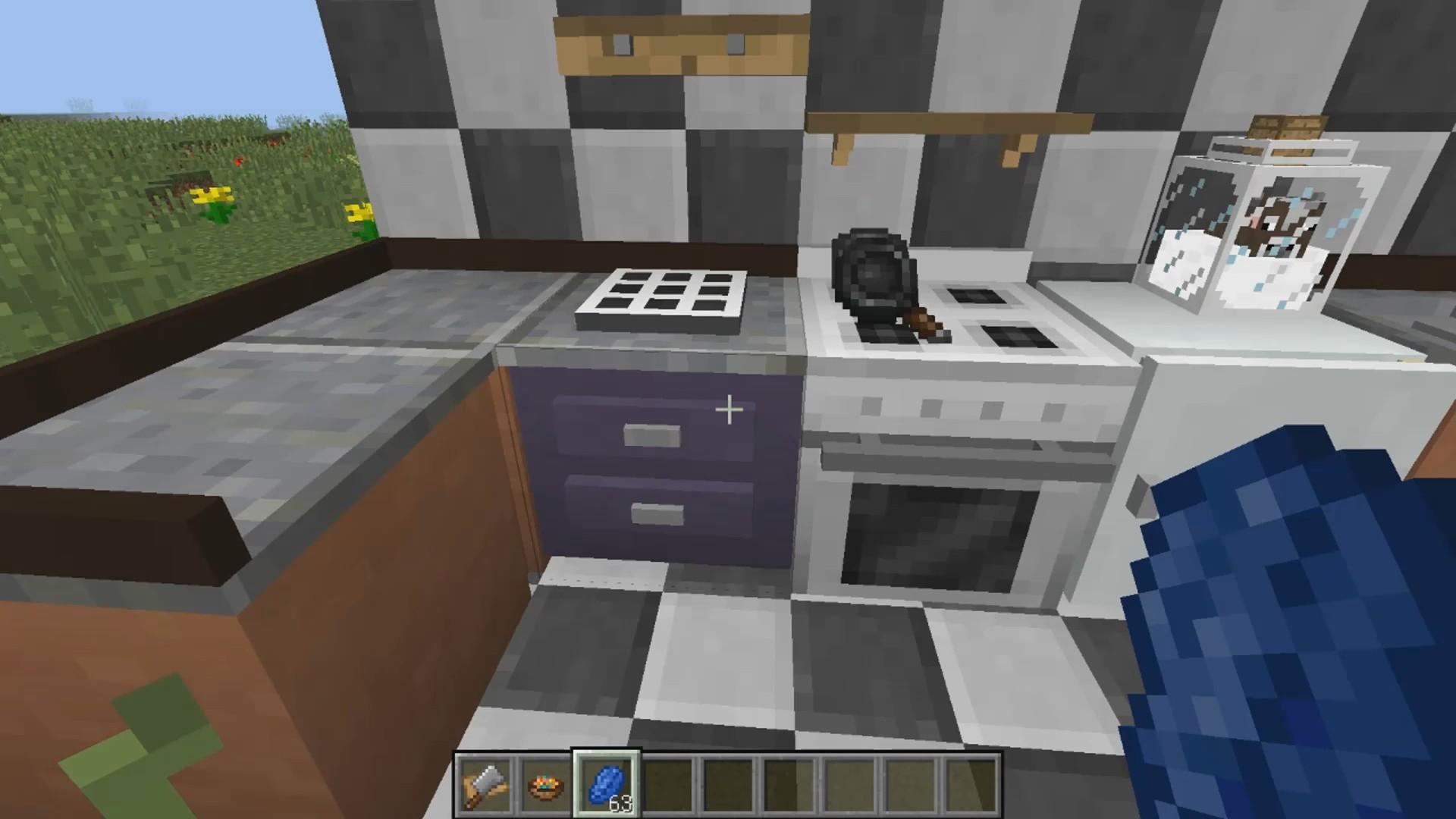 Мод на кухню - скриншот 4
