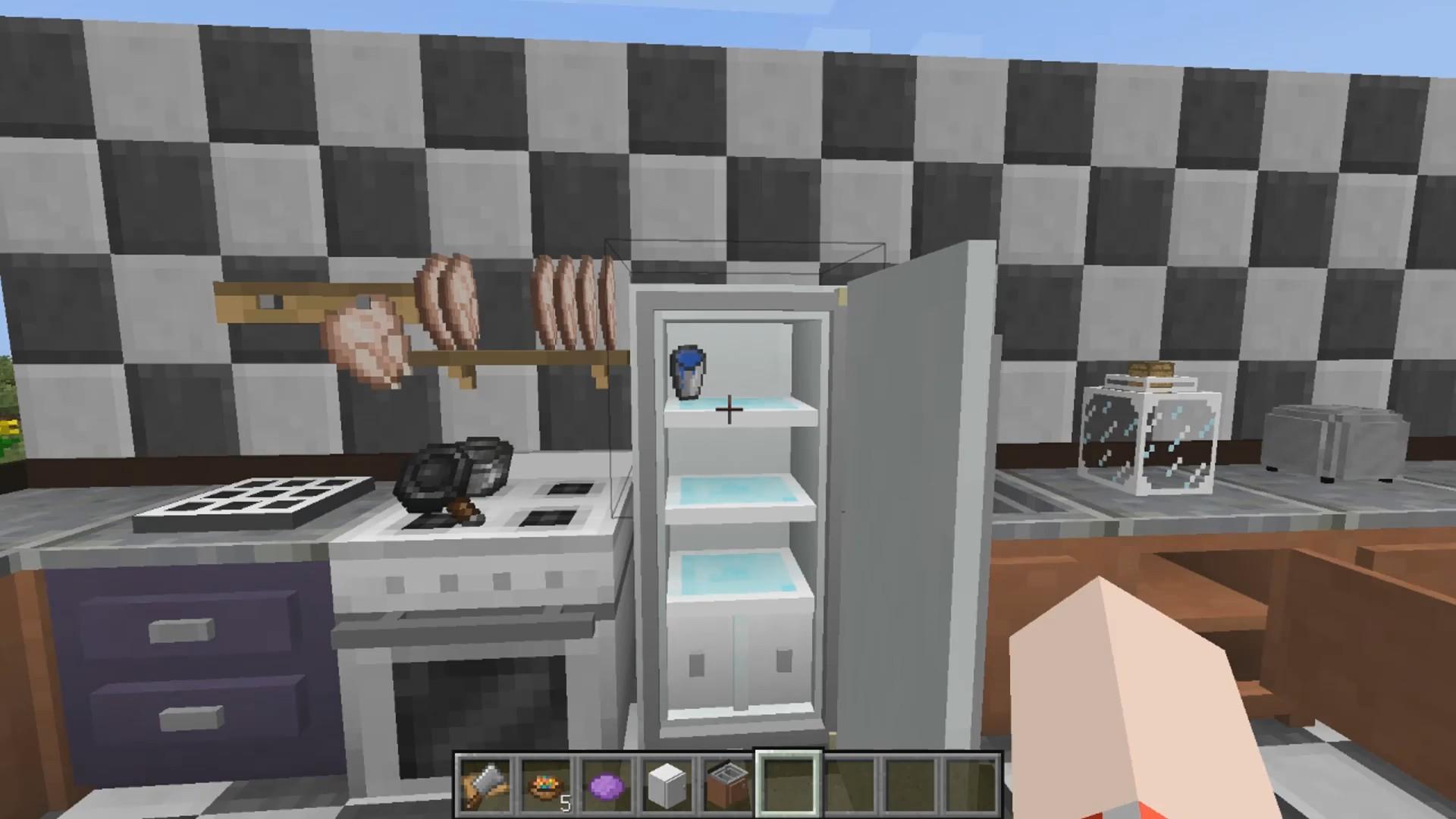 Мод на кухню - скриншот 1