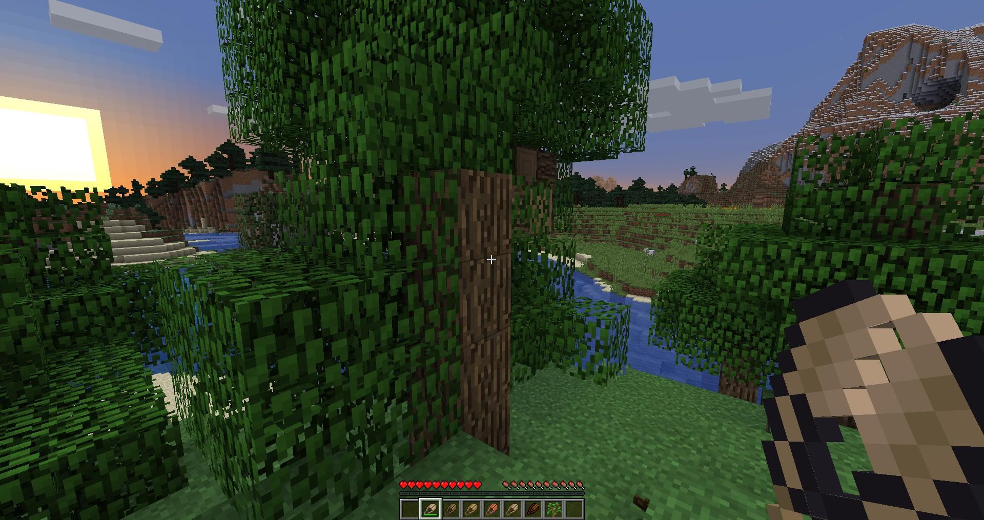 Мод «Деревянные ножницы» - скриншот 2