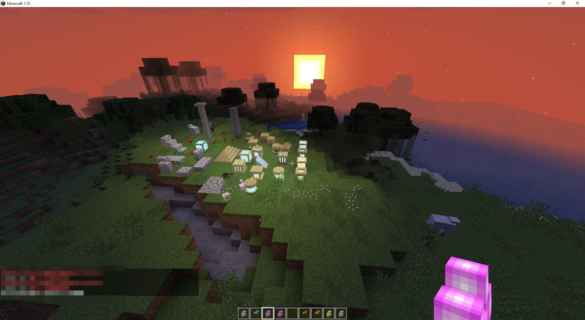 Мод Exotic Blocks— более 1000 строительных блоков - скриншот 1