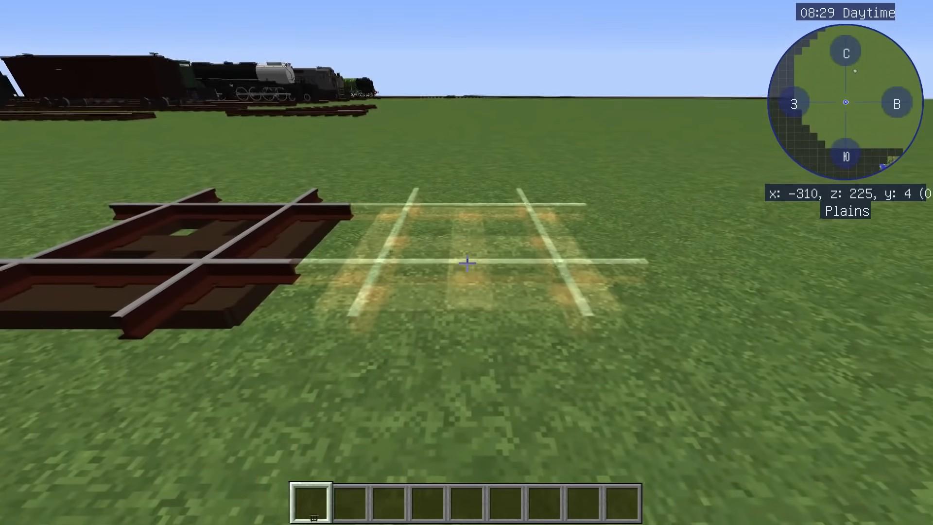 Мод Immersive Railroading - скриншот 6
