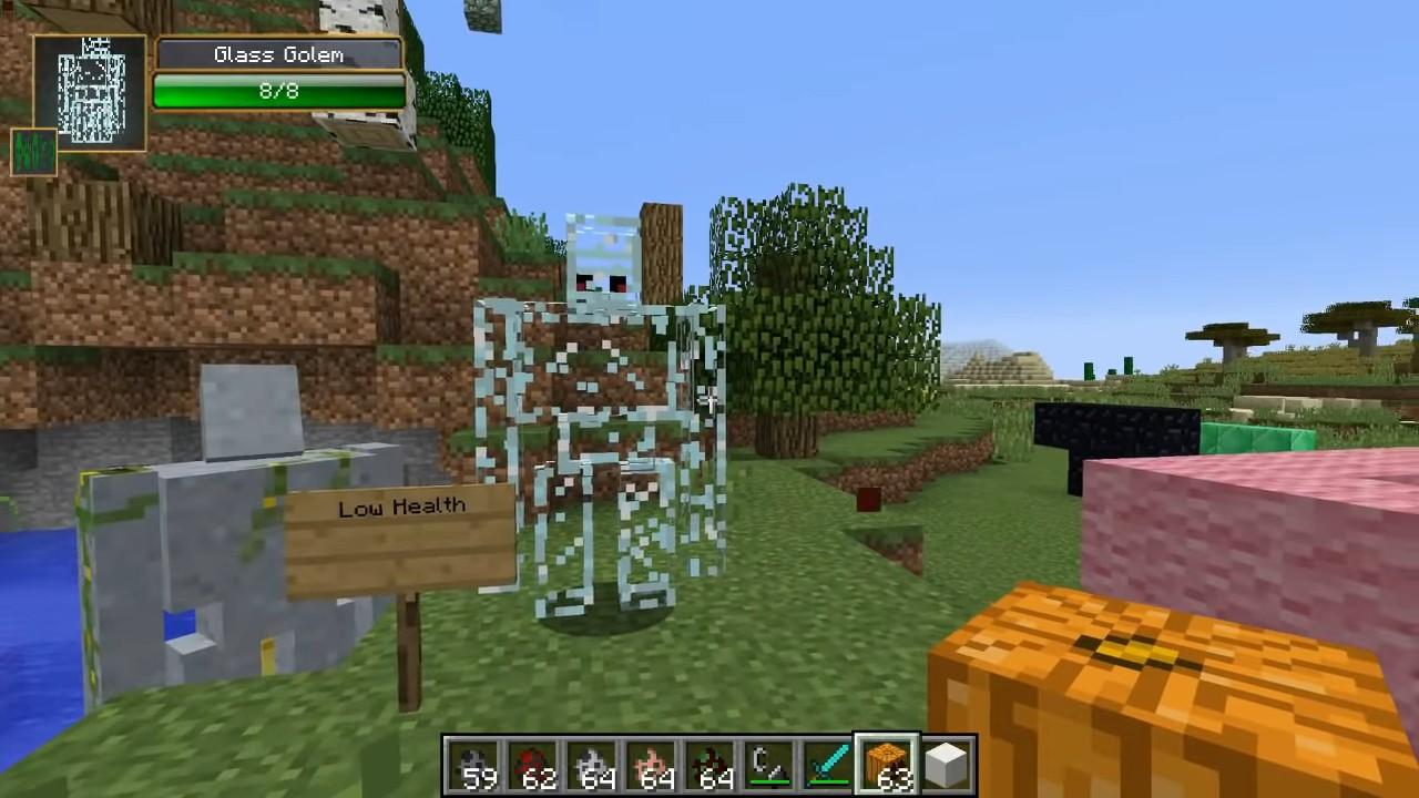 Мод на големов - скриншот 11
