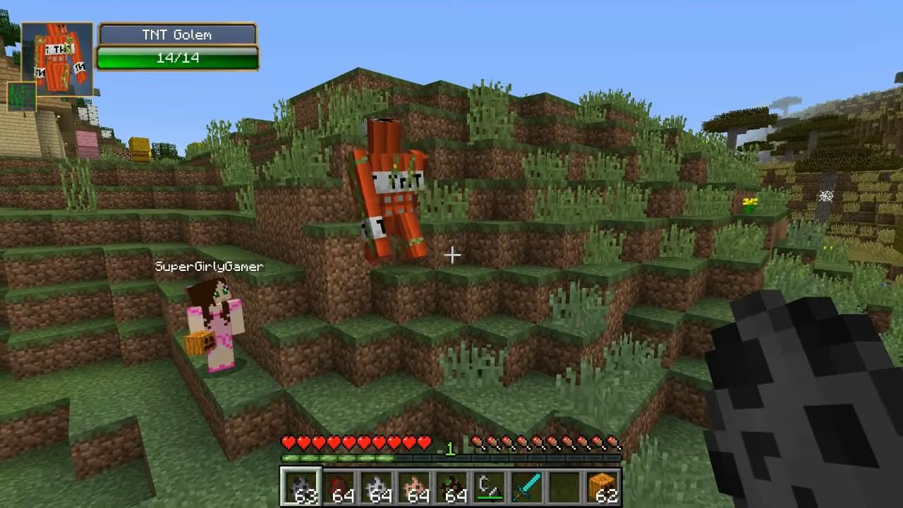 Мод на големов - скриншот 2