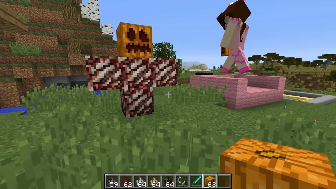 Мод на големов - скриншот 10