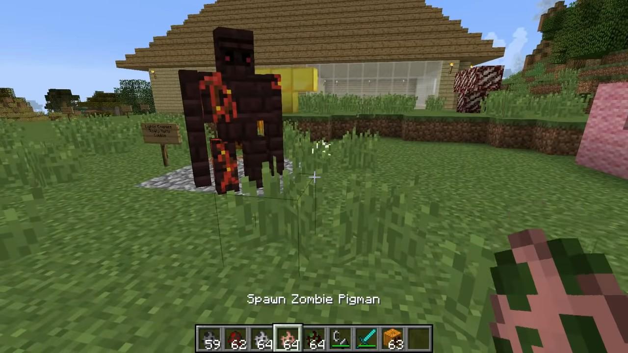 Мод на големов - скриншот 9