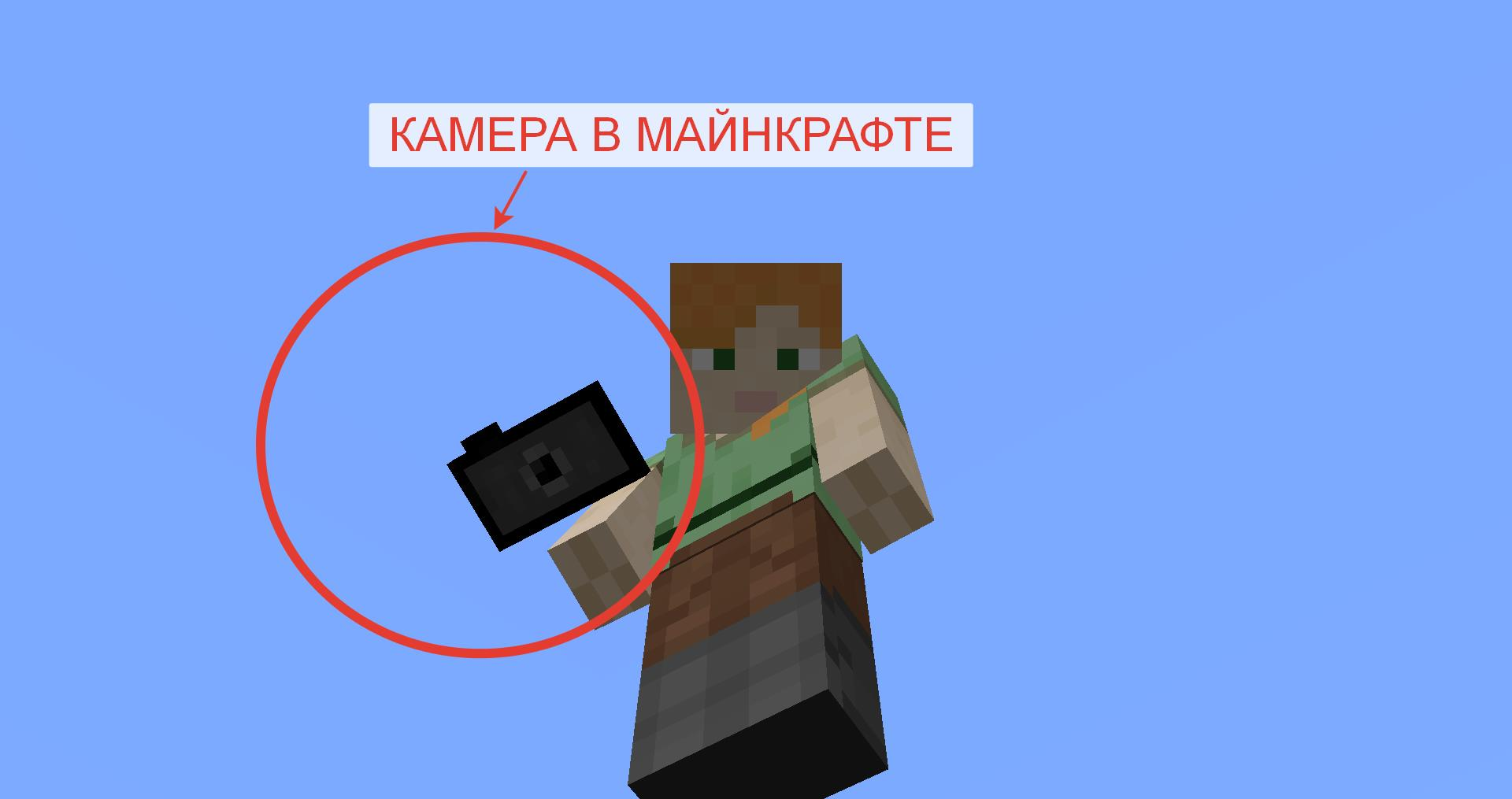 Мод накамеру - скриншот 2