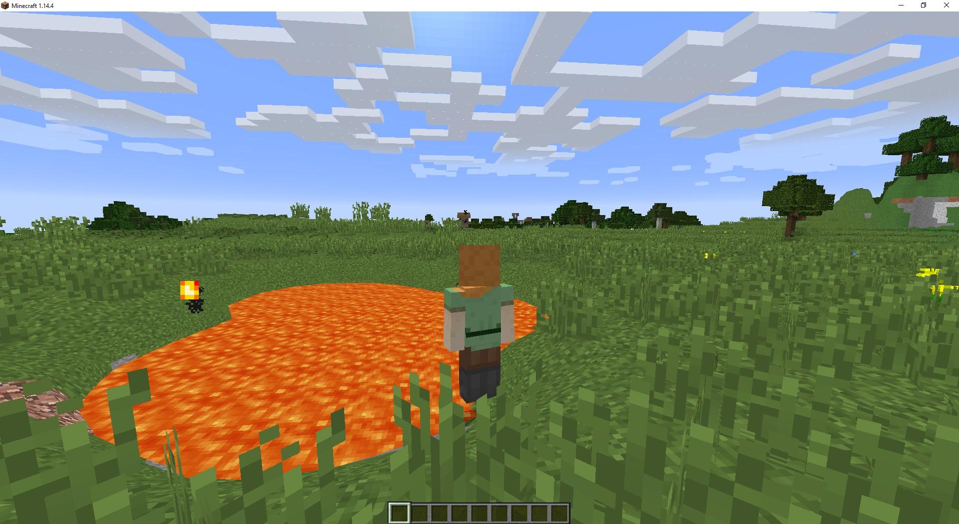Мод NoCubes (реалистичный ландшафт) - скриншот 4