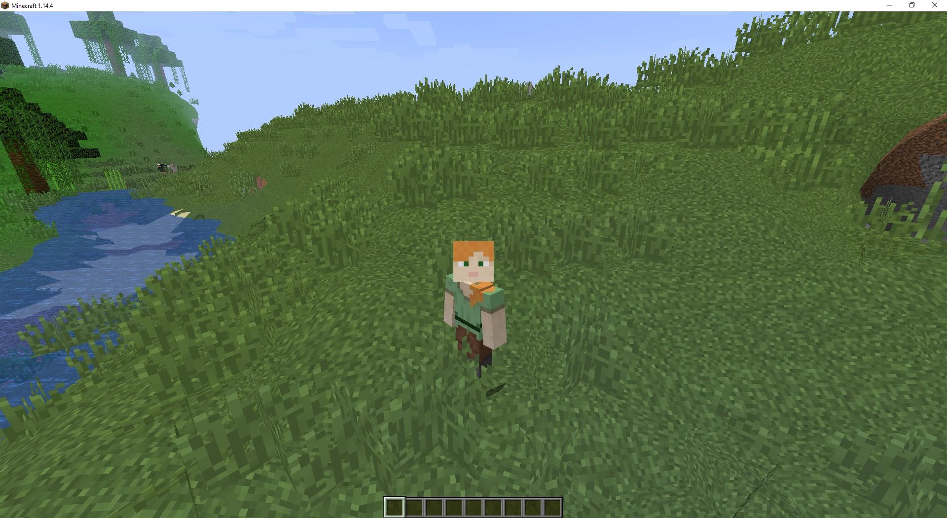 Мод NoCubes (реалистичный ландшафт) - скриншот 1