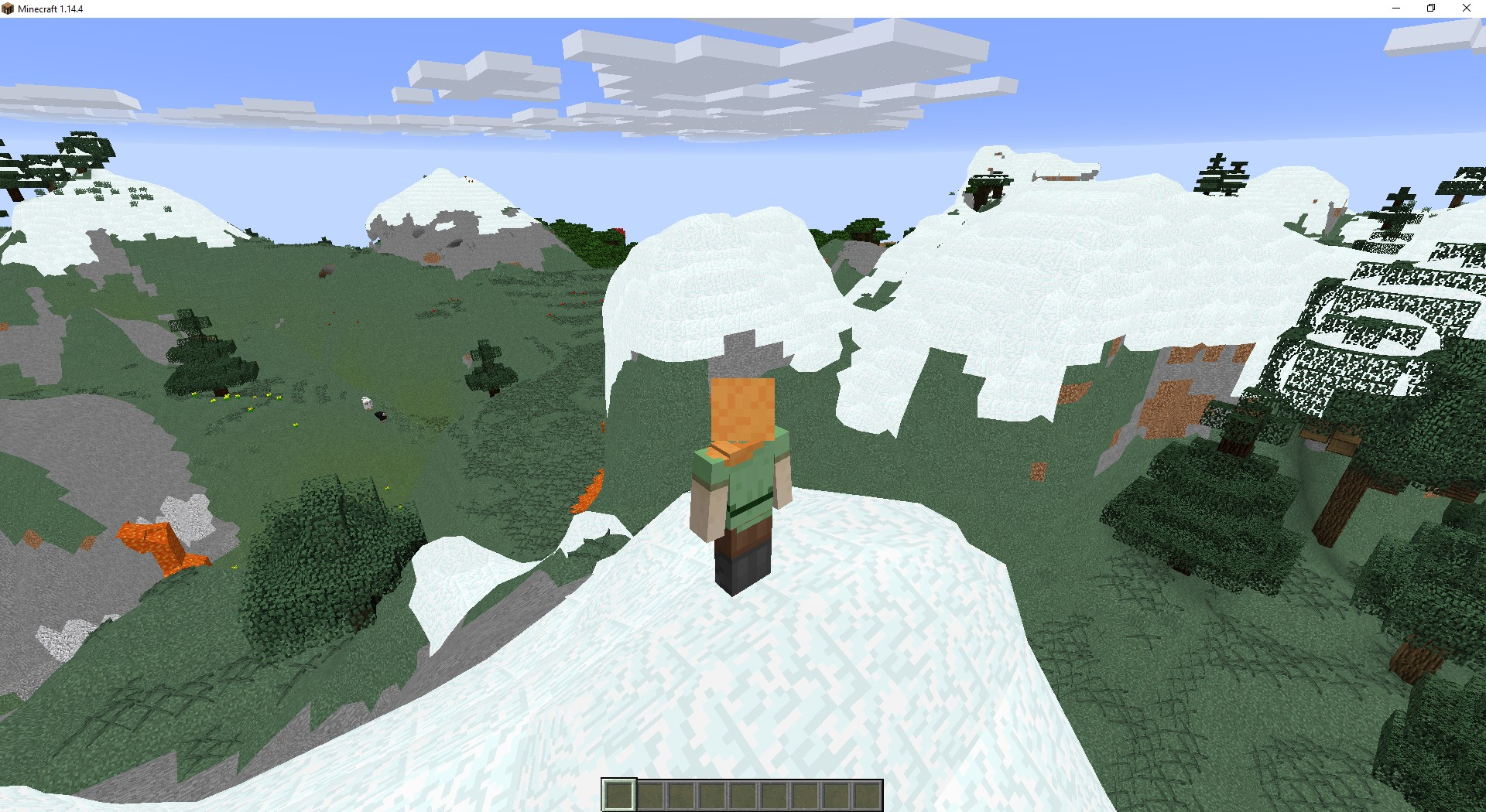 Мод NoCubes (реалистичный ландшафт) - скриншот 6