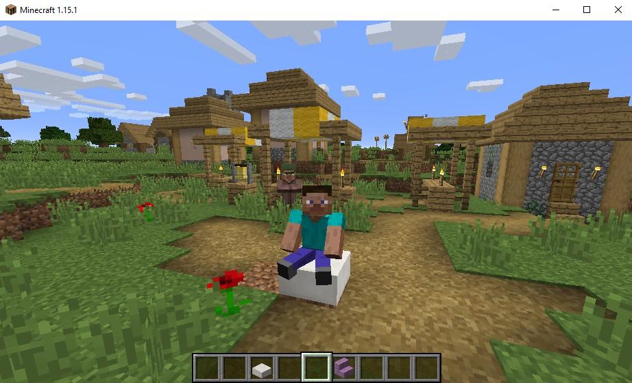 Мод Sit (Сидеть) - скриншот 3