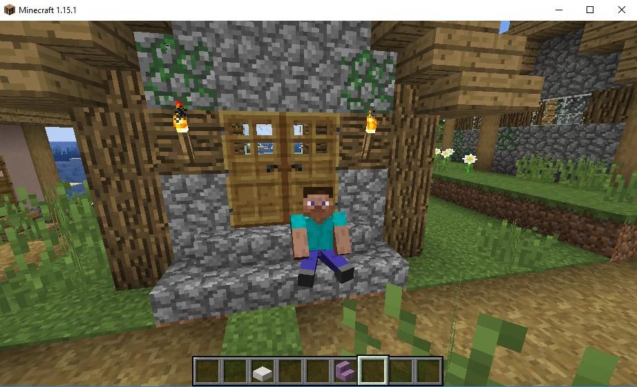 Мод Sit (Сидеть) - скриншот 5