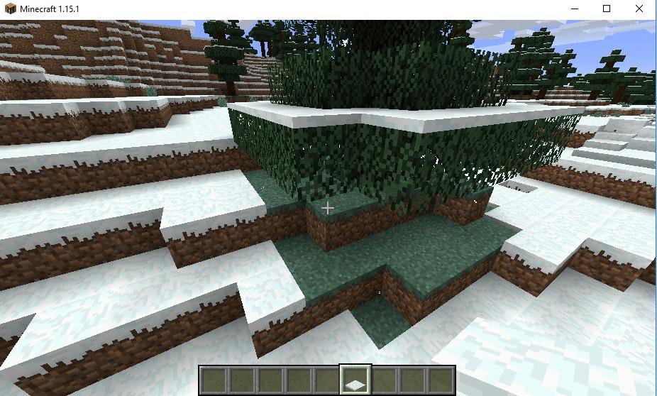 Мод SnowRealMagic (Улучшенный снег) - скриншот 3
