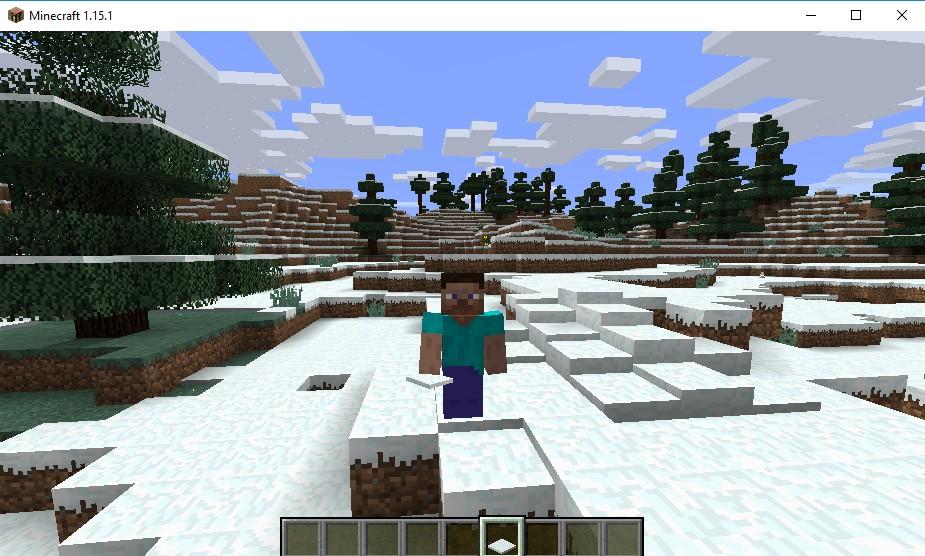Мод SnowRealMagic (Улучшенный снег) - скриншот 2