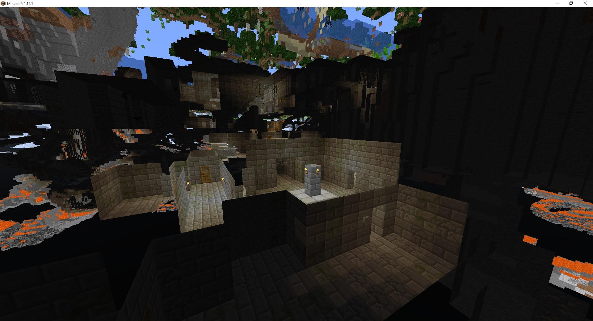 Сид «Подземная крепость и портал в край» - скриншот 6