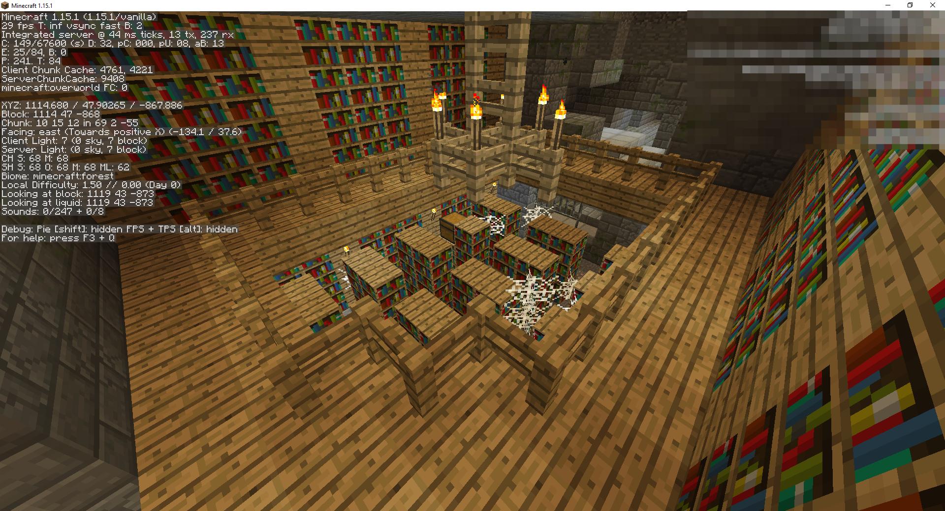Сид «Подземная крепость и портал в край» - скриншот 4