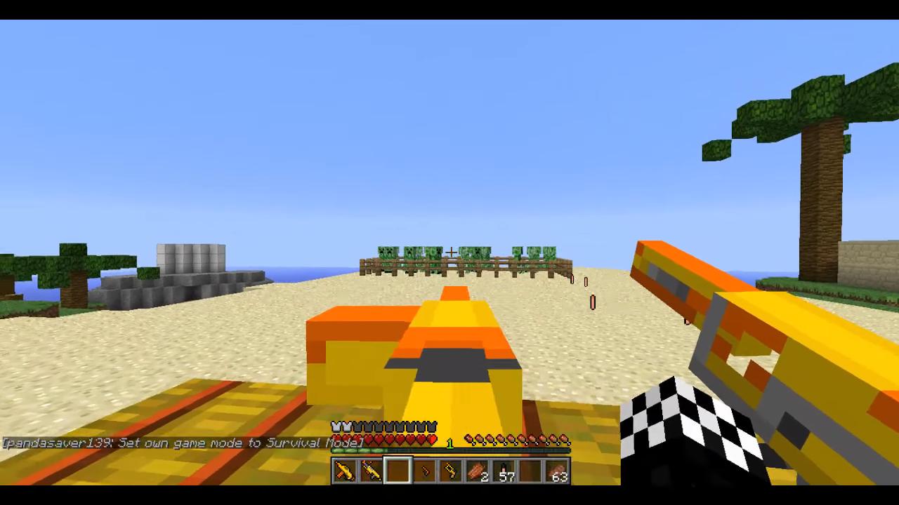 Flan's Nerf (Пак на оружие) - скриншот 5