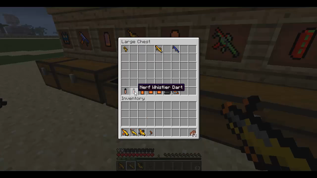 Flan's Nerf (Пак на оружие) - скриншот 11