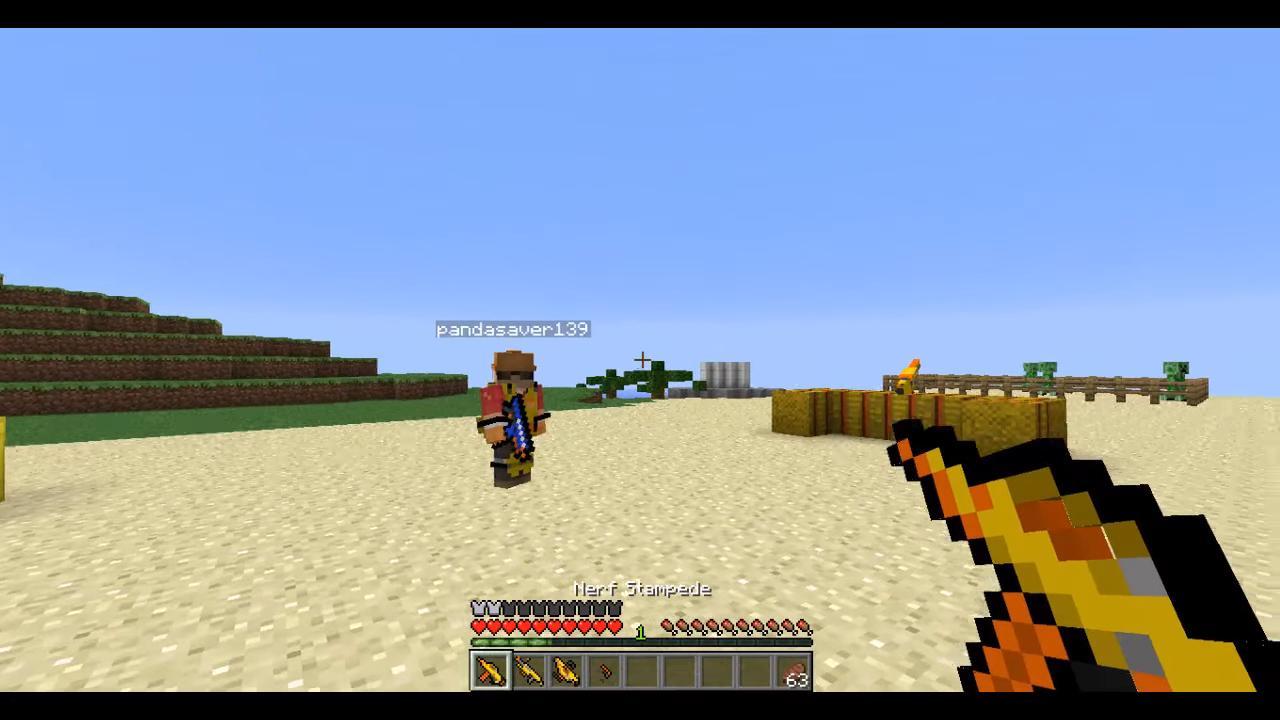 Flan's Nerf (Пак на оружие) - скриншот 8