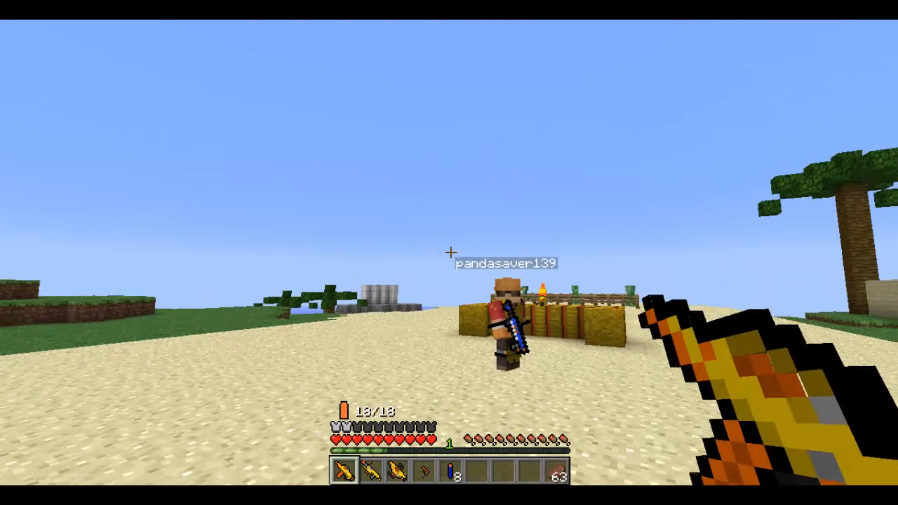 Flan's Nerf (Пак на оружие) - скриншот 7