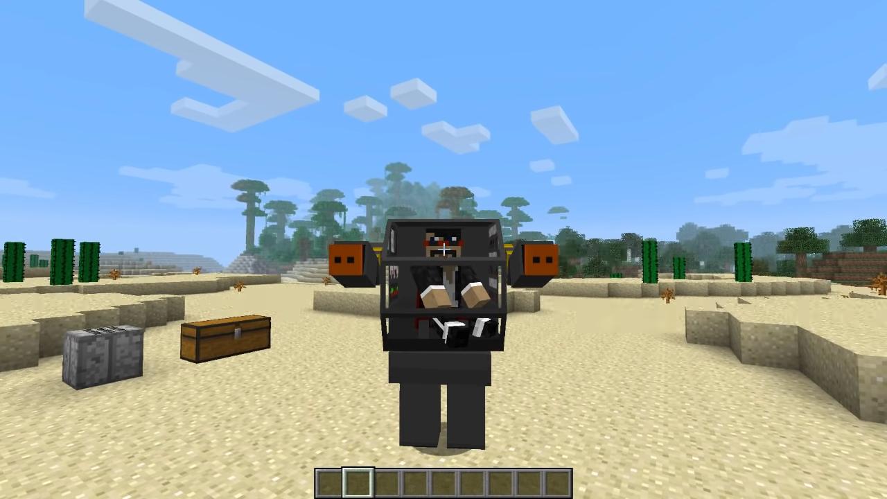 Flan's Titan (Пак на титанов) - скриншот 11
